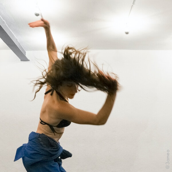 danza improvisacion